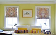 Benjamin Moore's Beacon Hill Damask Beautiful Bedrooms: 15 Paint Colors to Consider for Winter 2014 White Wall Bedroom, White Walls, Bright Paint Colors, Colours, Big Design, Color Of The Year, Beautiful Bedrooms, Decoration, House Tours