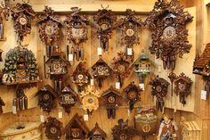 Triberg - Black Forest's Cuckoo Clock Capital