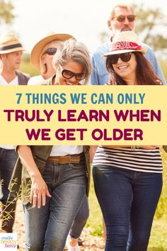 With age comes wisdom! There are just some things we can only truly learn when we get older. Read on to find out what they are! Health Benefits Of Cherries, Health Benefits Of Almonds, Tomorrow Is Never Promised, Lemon Benefits, Natural Parenting, Healthy Life, Healthy Food, Social Anxiety, When Us