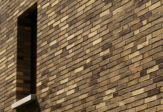 Facade bricks - Residential community, Frankfurt
