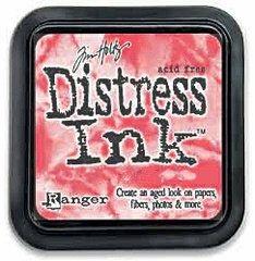 Tim Holtz Distress Ink Pad WORN LIPSTICK Ranger TIM21513 at Simon Says STAMP!