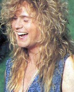 Rick Savage (bassist) of Def Leppard 1980's