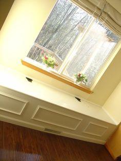Window bench  ]