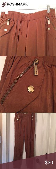 Michael Kors comfy trendy pants LOVE Michael Kors Pants Track Pants & Joggers