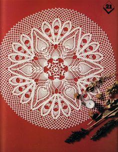 Magic Crochet nº 05 - Edivana - Picasa Web Albums