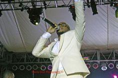 Singer at sbf in aruba
