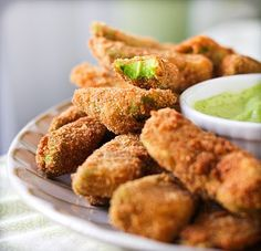 Avocado Fries...AVOCADO FRIES. Avocado Fries...AVOCADO FRIES.