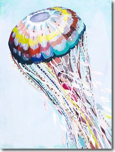 SkylineArtEditions.com - J for Jellyfish, $25.00 (http://www.skylinearteditions.com/j-for-jellyfish/)