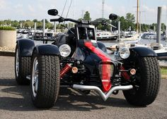 Q-Tec Harley Davidson quad kit