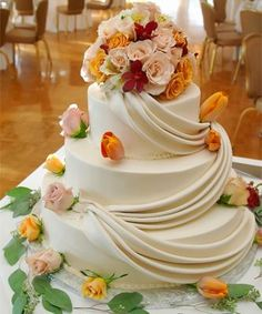 Hochzeitstorte - Hochzeitstorten -
