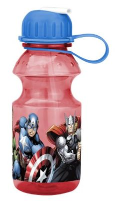 Zak Designs Avengers Assemble Tritan Sports Bottle 14Ounce * Click on the image for additional details.Note:It is affiliate link to Amazon.