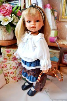 Добрый вечер всем любителям кукол, добро пожаловать к нам в топик, мои куколки от Antonio Juan решили стать балеринками,