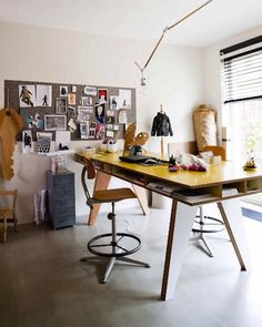 Inspiration in White: Pretty Workspace - lookslikewhite Blog - lookslikewhite