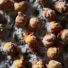 A Sugar-Dusted, Liquor-Soaked Vestige of the Roman Carnival  on Food52