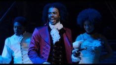 #Hamilfilm was going to be a movie theater experience upon its expected 2021 release. But #DaveedDiggs is really excited that the film has found an incredibly avid audience streaming on   #DisneyPlus #Hamilton #HamiltonMusical #Music #Musicnews #Musicals #Broadway #movies #movienews #entertainment #entertainmentnews #Celebrities #celebrity #celebritynews #celebrityinterviews