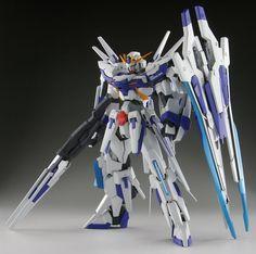 GUNDAM GUY: VX-42S Gundam VXs - Custom Build // กันดั้ม AGE มันต้องอย่างนี้ดิ