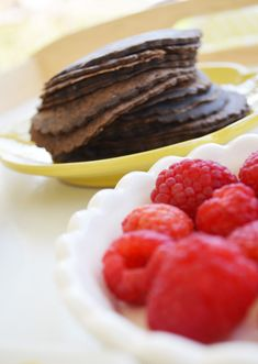 Whole Grain Mini Chocolate Crepes Recipe | Healthy Ideas for Kids
