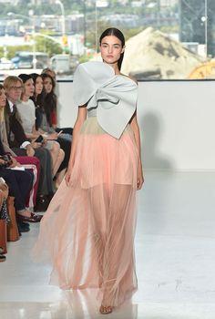 NY Fashion Week SS 2015: Desfile de Delpozo