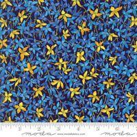 MODA Fabric ~ SUMMER BREEZE IV ~ Sentimental Studios (33282 16) - by 1/2 yard