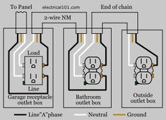 386 best residential wiring images in 2019 electrical engineering rh pinterest com