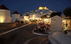 Island of Astypalaia Beautiful Islands, Beautiful Places, Zorba The Greek, Greek Beauty, Rome Italy, Greece Travel, Greek Islands, Art And Architecture, Santorini