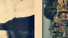 A la plage il y a une fête Collage Arianna Callegaro & Foto Francesca Togni.