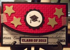 Graduation Money Holder by palmerbv - Cards and Paper Crafts at Splitcoaststampers
