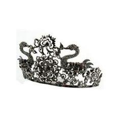 red black white diamond tiara - Google Search