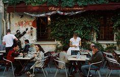 Chez Marianne, Paris..
