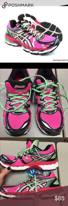 Asics Women's Gel Nimbus 16 Asics Women's Gel Nimbus 16 Running shoe. Size 6.5. New with tags! Retail for $129! Asics Shoes Athletic Shoes