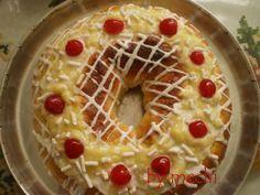 Receta: Rosca de Pascuas Fácil y Económica - Taringa!