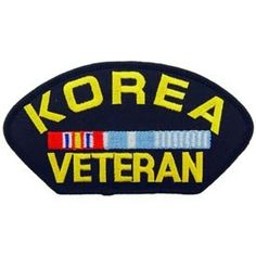 Korea Veteran Embroidered Patch Military Collectibles Patriotic Gifts for Men Women Teens Veterans Great Gift Idea for Wife Husband Relative Boyfriend Girlfriend Grandparent Fiance or Friend Perfect Christmas Stocking Stuffer or Veterans Day Gift Idea Design For Women or Men ** Find out more about the great product at the image link.