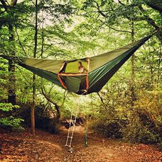 hammock tent!