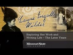 Laura Ingalls Wilder LITTLE HOUSE ON THE PRAIRIE Bio | Almanzo Wilder | Rose Wilder Lane - YouTube