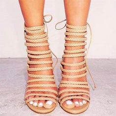Strappy, nude heels are always a win for Spring Racing.