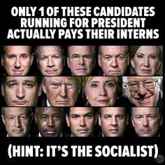 Correction: Democratic Socialist