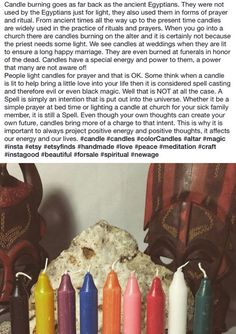 Candle Burning Candle Magic, Candle Spells, Moon Spells, Wiccan Magic, Magick, Witchcraft, Witches Brew, Book Of Shadows, Burning Candle