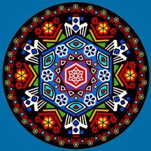 images of mandalas | Los Mandalas son símbolos circulares que constituyen el origen de la ...