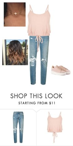 """""""Untitled #301"""" by savannah-turner ❤ liked on Polyvore featuring Levi's"""