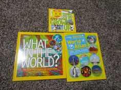 Mommy's Favorite Things: National Geographic Review & Giveaway