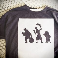 Room For One more? | A Disney DIY t-shirt