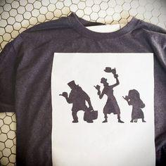 Room For One more? | A Disney DIY t-shirt