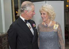 Prince Charles and Camilla Duchess of Cornwall. Malta. November 27 2015