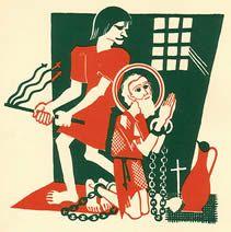 St Nicholas in prison