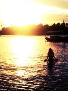 Boipeba island, Bahia, #Brazil, #sunset, #paradise