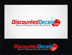 Brand New Decal Company Needs Logo for Website by Mr. Rious