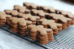 gingerbread cookie recipe - very good recipe after all it is Paula Deen's recipe