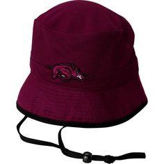 newest a8fc5 d5cbd Arkansas Razorbacks Bucket Hats, Razorbacks Fishing Hat, Boonie Hat