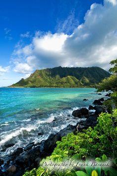 Can't you hear the ukeleles playing? (via Frank Baranik Photography on Facebook) #Hawaii