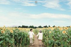 Our story start here, spread seeds of happiness, feed the bird, think solar, stay on the sunny side and keep on Growing! . . Courtesy @ntifara & @bobsingadikrama Prewedding Location Zama, JAPAN Photograph by @alvinfauzie Check our website for the other photos at www.alvinphotography.co.id